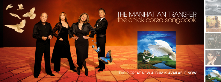 Manhattan Transfer Banner Ad